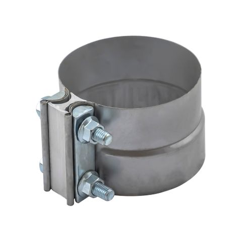 """Exhaust Lap Clamp 4"""" Stainless Steel"""