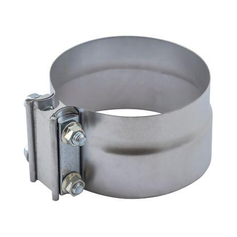 "Exhaust Lap Clamp 5"" Aluminised"