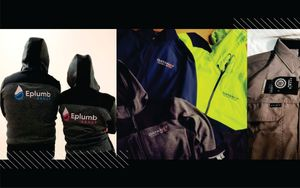 Why are branded uniforms so important?