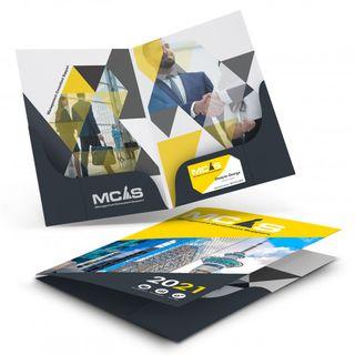 A4 Presentation Folder with Twin Pockets