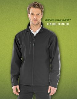 Printable Recycled 3-Layer Softshell Jacket