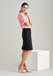 Women's Multi-Pleat Skirt