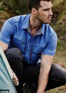 Men's Outdoor S/S Shirt