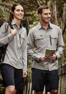Men's Outdoor L/S Shirt