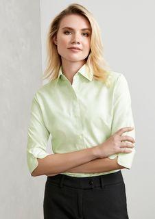 Ladies' Ambassador 3/4 Sleeve Shirt