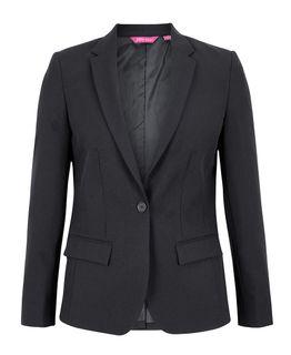 JB's Ladies Mech Stretch Suit Jacket