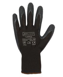 JB's Black Latex Glove (12 Pack)