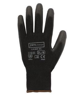 JB's Black Light Pu Glove (12 Pack)