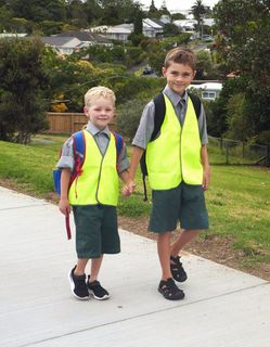 Hi Visibility Youth Safety Vest Day Wear Only