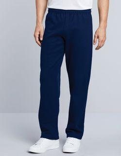Heavy Blend - Adult Open Bottom Sweatpants