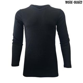Workguard Adult Longsleeve V-Neck Thermal