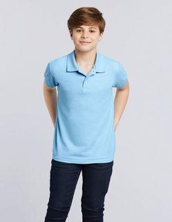Gildan DryBlend Youth Double Pique Sport Shirt
