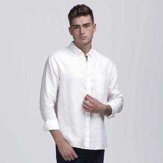 Linen Shirt - Men's