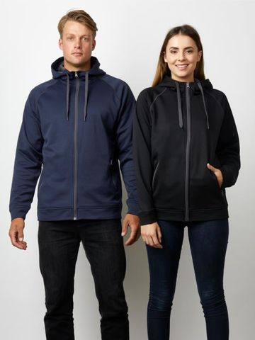XTZ Performance Zip Hood