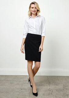 Ladies' Classic Knee Length Skirt