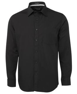 JB's L/S Contrast Placket Shirt