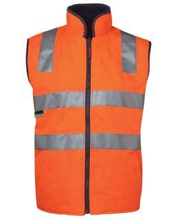 JB's Hi-Vis (D+N) Reversible Vest
