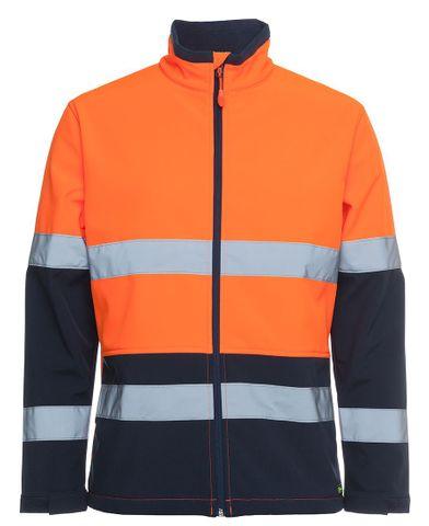 JB's Hi-Vis D+N Water Resistant Softshell Jacket