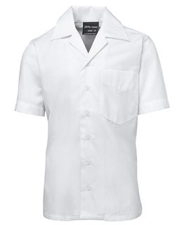 JB's Boys Flat Collar School Shirt