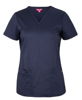 JB's Ladies Premium Scrub Top