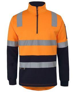 JB's 1/2 Zip Aust. Rail (D+N) Fleece Sweater
