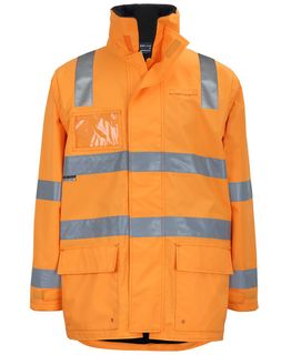JB's Aust. Rail Zip Off Sleeve Longline Jacket