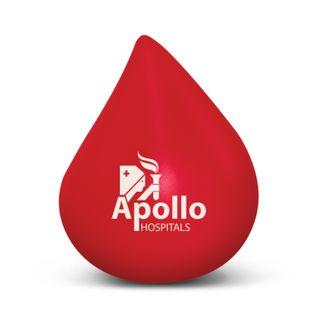 Stress Blood Drop