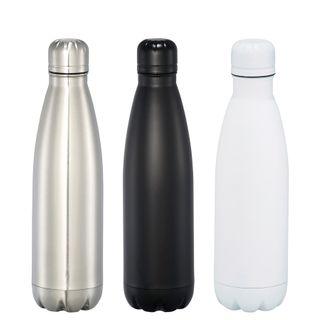 Copper Vacuum Insulated Bottle - Black