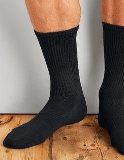 Gildan Platinum Crew Socks (6 pack)