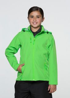 Kids Olympus Softshell Jacket