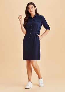 Women's Chloe Georgette Shirt Dress