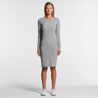 Mika Organic Long Sleeve Dress