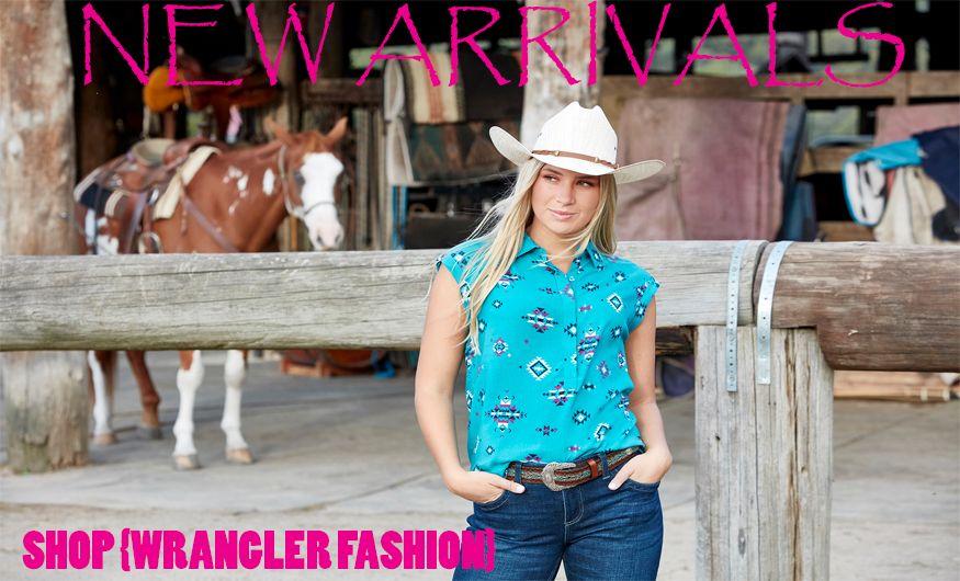 Wrangler Ladies Fashion