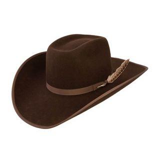 Lil' Felt Cowgirl Hats