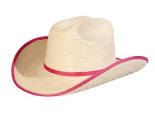 Lil' Straw Cowgirl Hats