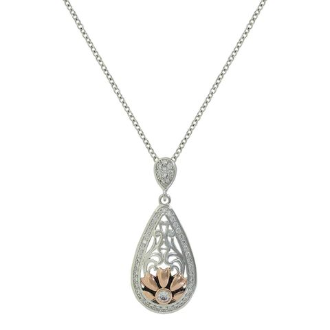 Gates of the Mountain Necklace - NC3941