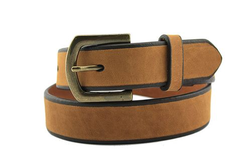 Plain Leather Belt - N4436644
