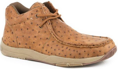Men's Clearcut Leather Shoe - 20662412