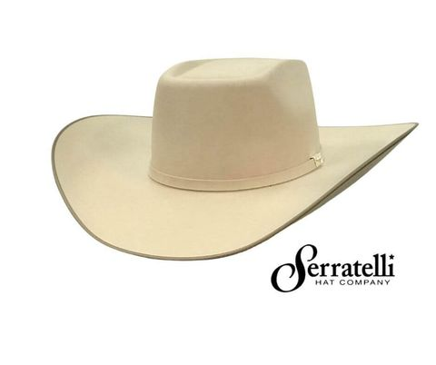 6X Red Rock Darkbelly Cowboy Hat - 6XDBT