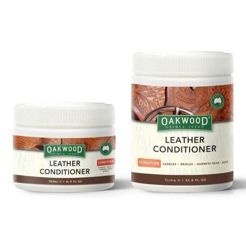 Oakwood Leather Conditioner 500ML - OAK10-106