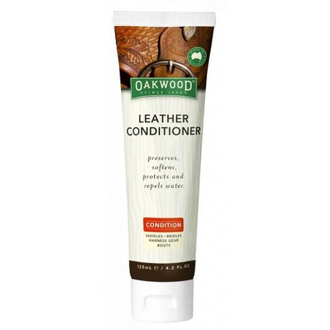 Oakwood Leather Conditioner 125mL - OAK10-102
