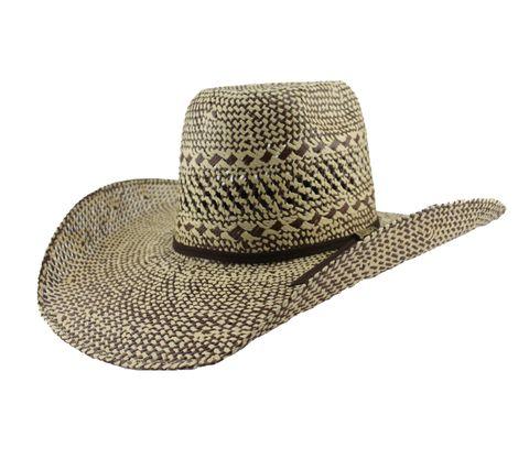 Mustang Straw Cowboy Hat - MUSTANG