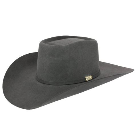 6X Granite Red Rock Cowboy Hat - GRANITE FT