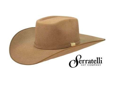 6X Red Rock Pecan Cowboy Hat - PECANREDROCK