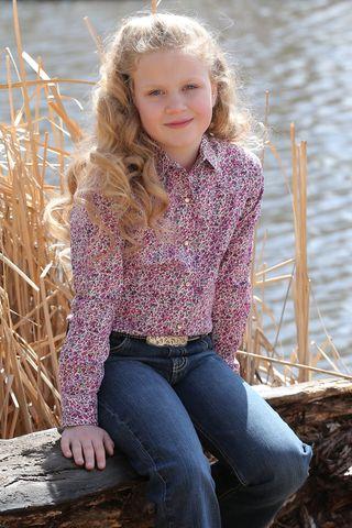 Leeanne L/S Shirt - CTW3220011