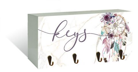 Boho Fairy Keys Hook - KBD-0559