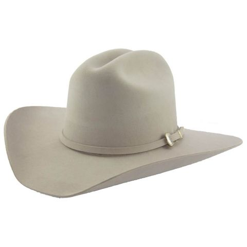 Great Divide 7x Beaver Cowboy Hat - WOODSMOKE