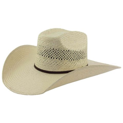 Vegas Straw Cowboy Hat - VEGAS