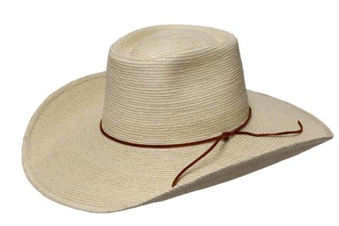 Reata 3 Palm Straw Hat - HG45 R3