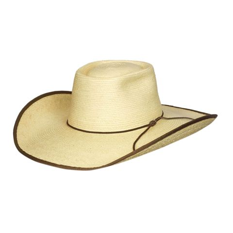 "Alex 4.5"" Brim Palm Hat - HG45ALEX"
